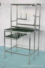 精益(线棒)不锈钢工作台