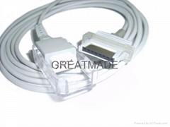 Nonin 8600 Spo2 Adapter cable .