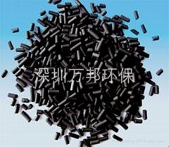 煤质圆柱形活性炭(深圳)