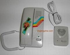 interphone system, wireless control doorbell, doorphone, intercom system
