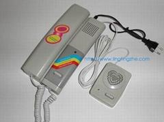 doorbell ,  interphone system ,  intercom  system