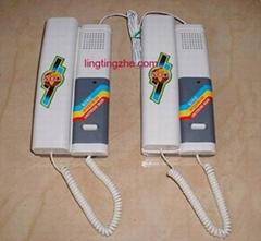 intercom system, two-way intercom system , doorbell