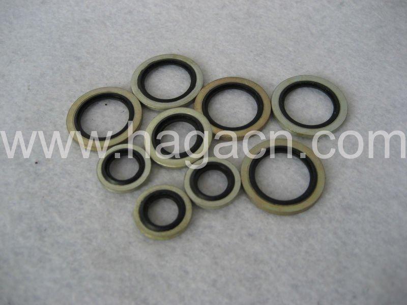Bonded seals/washer/gasket - BS - HAGA (China Manufacturer ...