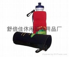 运动水壶套