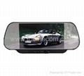 "6"" Rear View Mirror TFT LCD car truck TV"