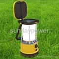 Solar Camping LED Lantern(SPL-8601)