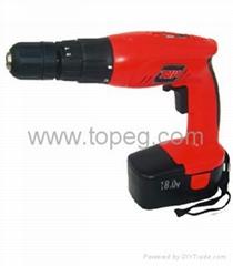 18V cordless drill/driver