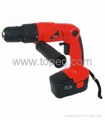 12-18V cordless drill