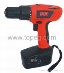 9.6-18V cordless drill