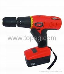 18V-24V cordless hammer drill