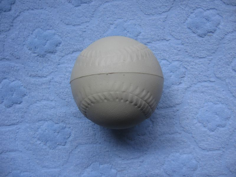 PU棒球 1
