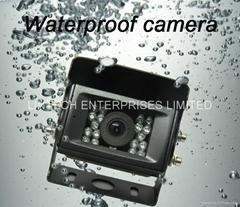Waterproof backsight CCTV Camera(LC-018D)