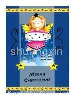 Christmas Card,Music Card ,Greetng Card