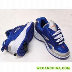 Super Single Roller Shoes