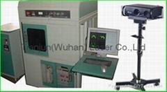 3D laser subsurface engraving machine
