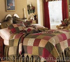 Bedspread Patchwork