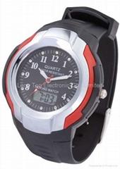 Digit-analogue Talking watch