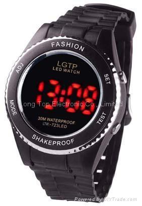 LED watch 3