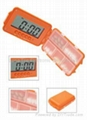 5-group daily alarm Pill box timer