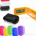 Digital Pill Box clock
