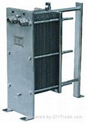不鏽鋼板式/列管換熱器