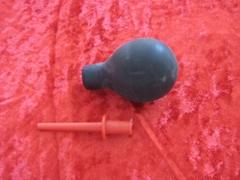 橡膠球(充氣球)