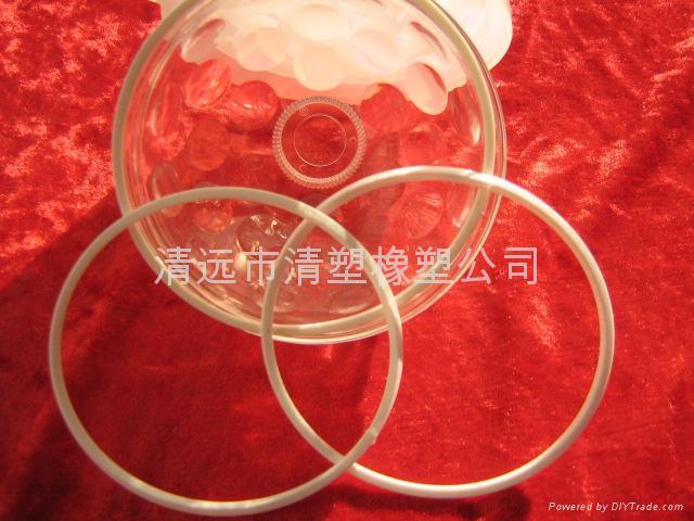 硅橡膠O型圈 5