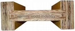 Wooden I beam