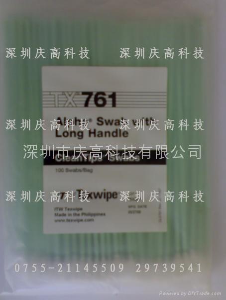 TEXWIPE凈化棉簽TX761棉棒