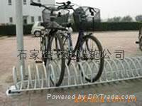 石家庄自行车停放架