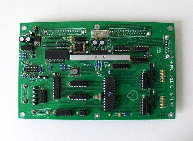 pcb prototype and Through Hole PCB Assembly for Industrial Board  1