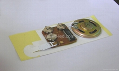 card module,Programmable greeting card module,promotional card module