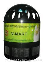 V-MART Angel Photocatalyst Mosquito and Fly Trap