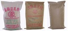 Instant soybean powder