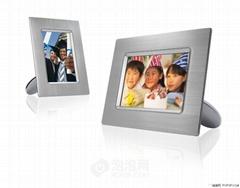 7寸液晶屏數碼相框/電子相冊/數碼像冊/電子相框/廣告機