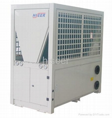 Air Cooled Chiller/Heat Pump With Modular Design LSQ66R4