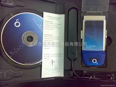 O2 Merlin U630 3G 無線上網卡