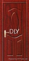 HDF Molded Door