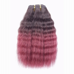 100% human hair products---Super Weaving