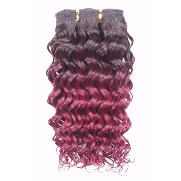 100% human hair products---New Deep Weaving 1