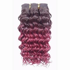 100% human hair products---New Deep Weaving