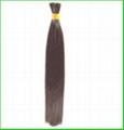 100% human hair products---Yaki Bulk 1