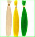 100%human hair products---Silky Straight