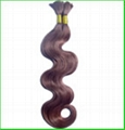 100% human hair products---Body Bulk