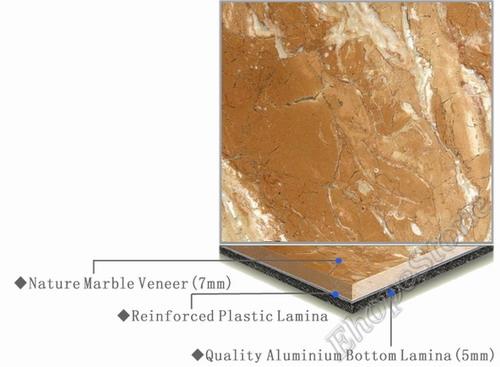 Laminated Composite Panels ~ Sell marble aluminium plastic laminated tiles
