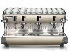 Rancilio Classe10 USB 3G三头意式半自