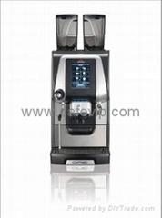 Rancilio Quick-Milk全自动咖啡机