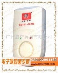 QC101--W2型微电脑变频驱鼠(蟑)器
