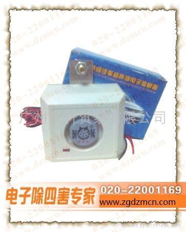 PE-1高级汽车超声波电子驱鼠器 1