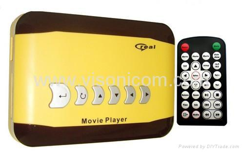RM/RMVB硬盘播放器 - 威硕科技 1